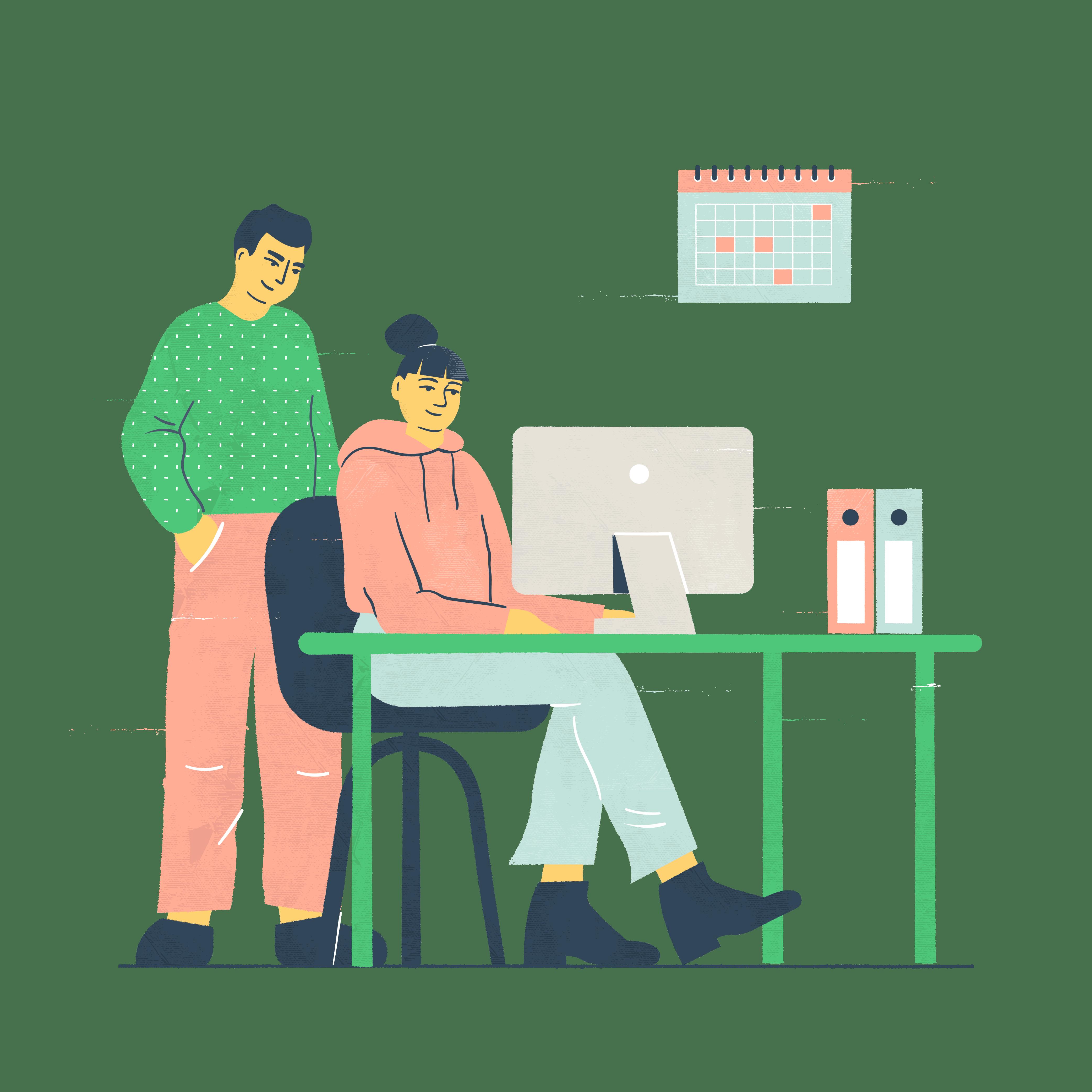Kuvituskuva: työnantajaksi ryhtyminen