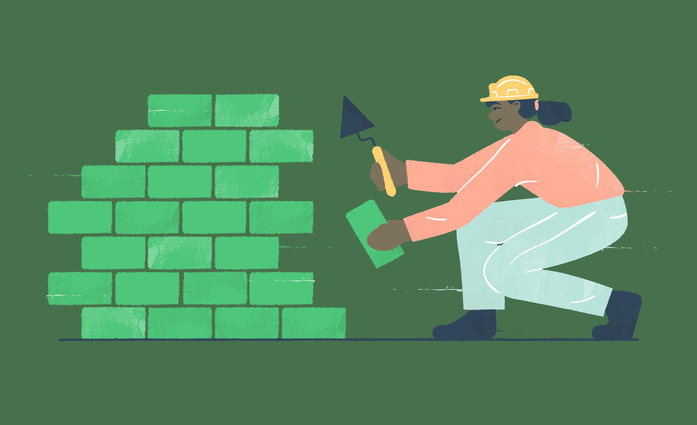 Kuvituskuva: yrityksen perustamistoimet